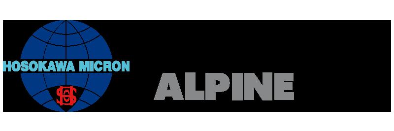 Logo Hosokawa Alpine